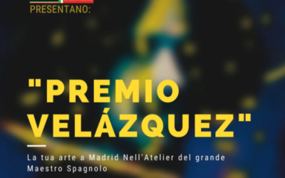 'PREMIO VELAZQUEZ' Doubble session: from 7 to 23 November. From 28 November to 14 December 2019