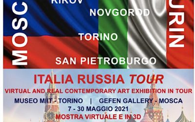 'ITALIA RUSSIA TOUR MOSCOW-TURIN' – FROM 7 TO 30 MAY 2021